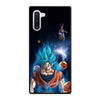 BEERUS VS GOKU DRAGON BALL SUPER 2 Samsung Galaxy Note 10 Case