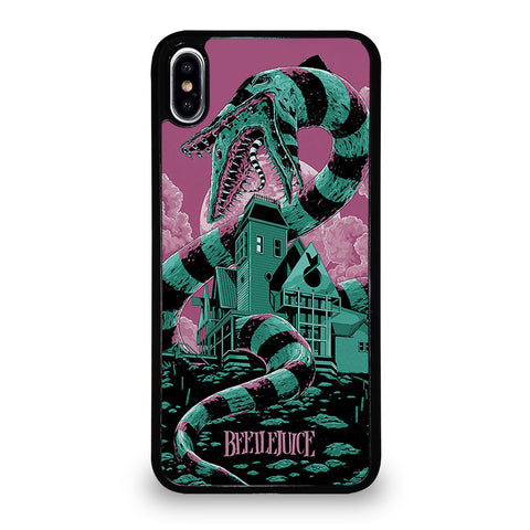 BEETLEJUICE iPhone XS Max Case