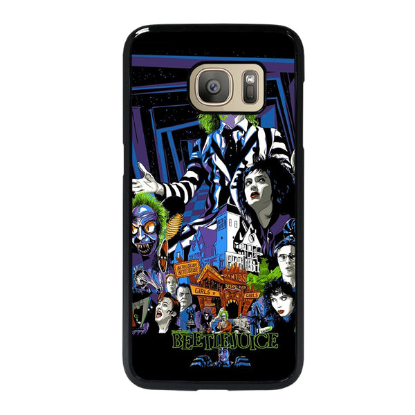 BEETLEJUICE MOVIE TIM BURTON #1 Samsung Galaxy S7 Case