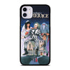 BEETLEJUICE MOVIE TIM BURTON iPhone 11 Case