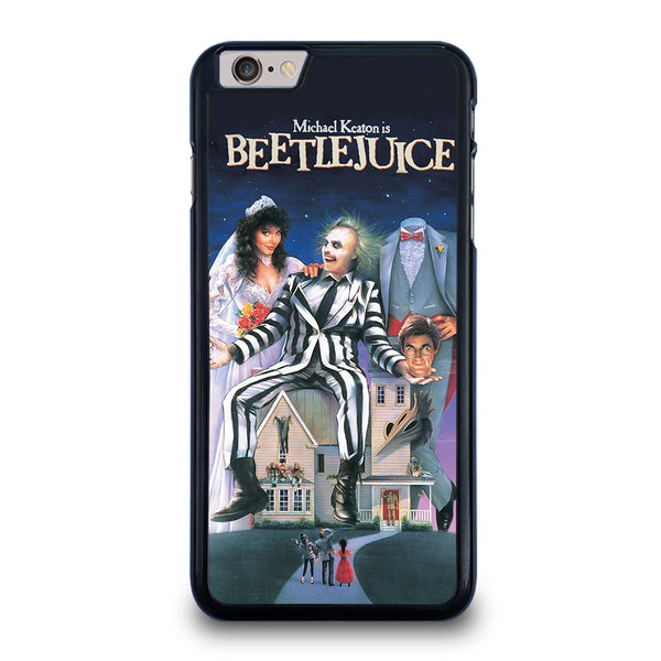 BEETLEJUICE MOVIE TIM BURTON iPhone 6 / 6S Plus Case