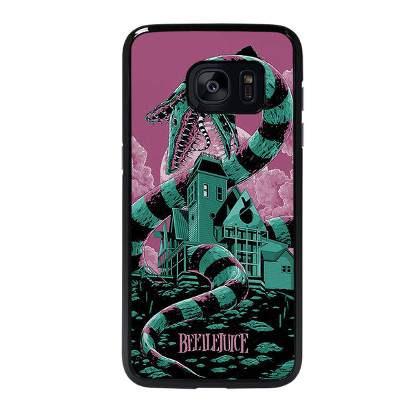 BEETLEJUICE Samsung galaxy s7 edge Case