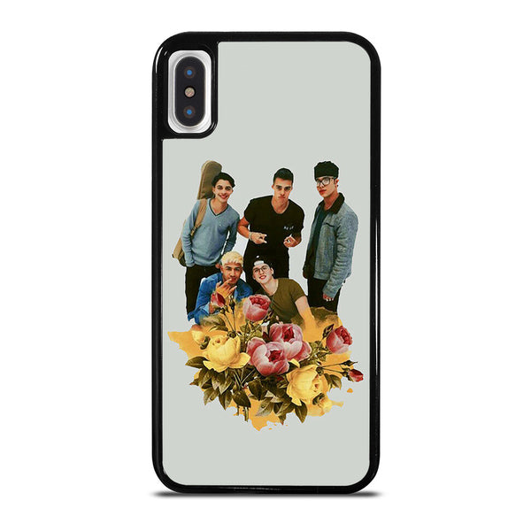 BEST CNCO BAND iPhone X / XS Case
