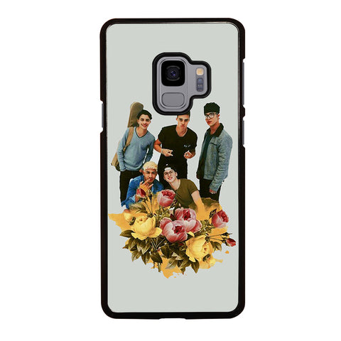 BEST CNCO BAND Samsung Galaxy S9 Case