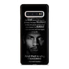 BEST MICHAEL JORDAN QUOTE Samsung Galaxy S10 Case
