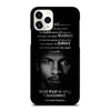BEST MICHAEL JORDAN QUOTE iPhone 11 Pro Case