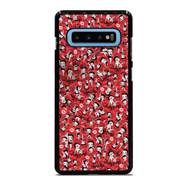 BETTY BOOP ART Samsung Galaxy S10 Plus Case