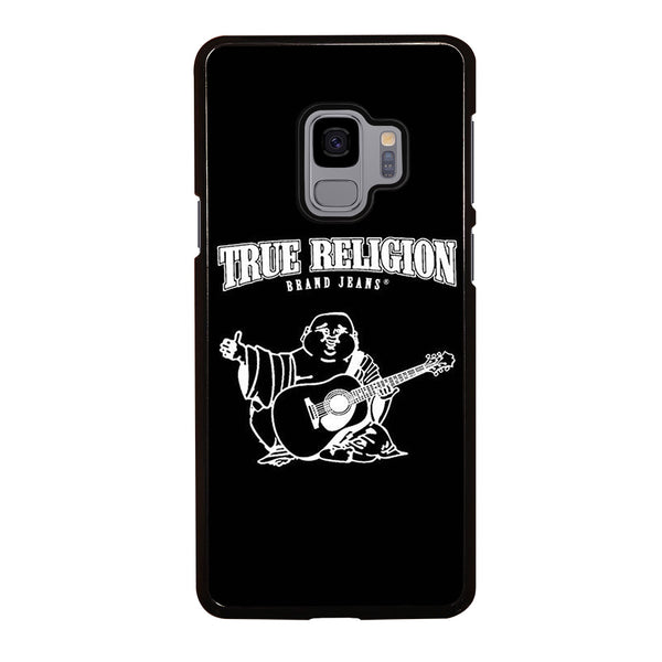 BIG BUDDHA TRUE RELIGION BLACK Samsung Galaxy S9 Case