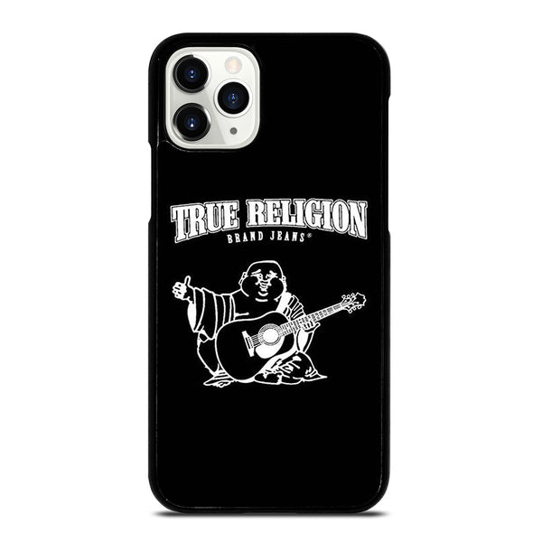 BIG BUDDHA TRUE RELIGION BLACK iPhone 11 Pro Case