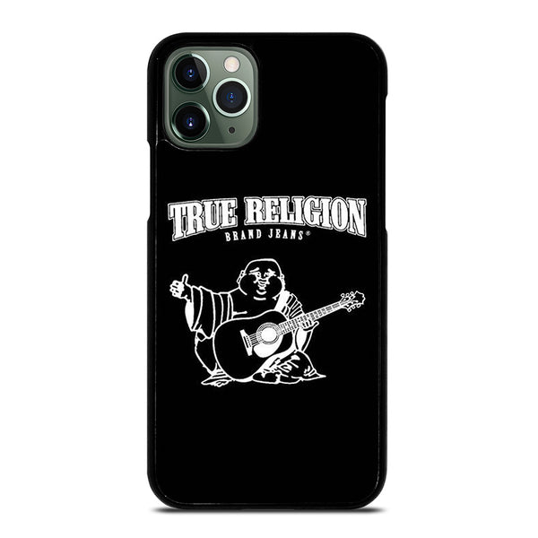 BIG BUDDHA TRUE RELIGION BLACK iPhone 11 Pro Max Case