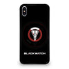 BLACKWATCH OVERWATCH iPhone XS Max Case