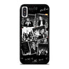 BLACK WHITE WHY DON'T WE iPhone X / XS Case