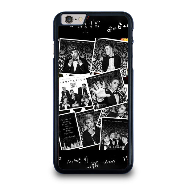 BLACK WHITE WHY DON'T WE iPhone 6 / 6S Plus Case