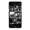 BLACK WHITE WHY DON'T WE Samsung Galaxy S9 Case