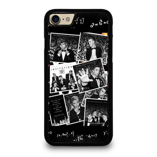 BLACK WHITE WHY DON'T WE iPhone 7 / 8 Case