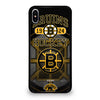 BOSTON BRUINS #5 iPhone XS Max Case