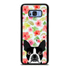 BOSTON TERRIER DOG BREED #1 Samsung Galaxy S8 Plus Case