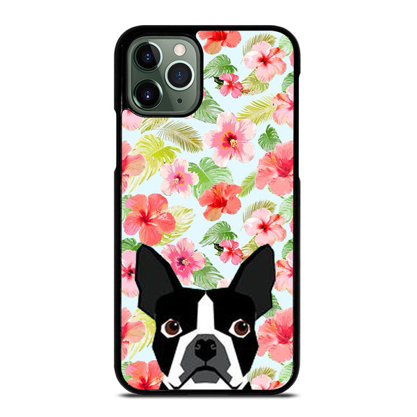 BOSTON TERRIER DOG BREED #1 iPhone 11 Pro Max Case