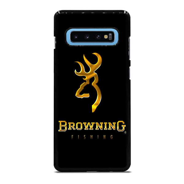 BROWNING FISHING #1 Samsung Galaxy S10 Plus Case