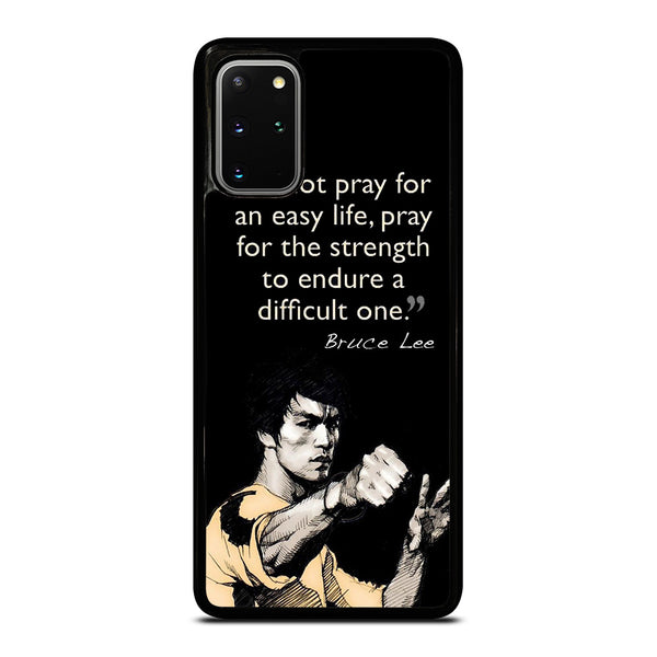 BRUCE LEE QUOTE 2 Samsung Galaxy S20 Plus Case
