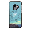 BTS SIGNATURES BOYS Samsung Galaxy S9 Case