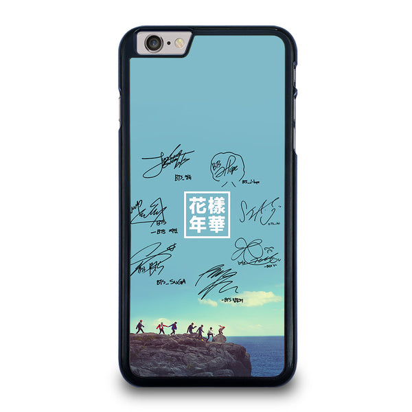 BTS SIGNATURES BOYS iPhone 6 / 6S Plus Case