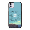 BTS SIGNATURES BOYS iPhone 11 Case