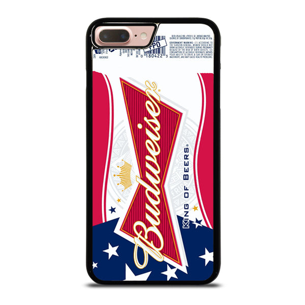 BUDWEISER AMERICAN FLAG LOGO iPhone 7 / 8 Plus Case