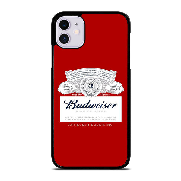 BUDWEISER LOGO #1 iPhone 11 Case