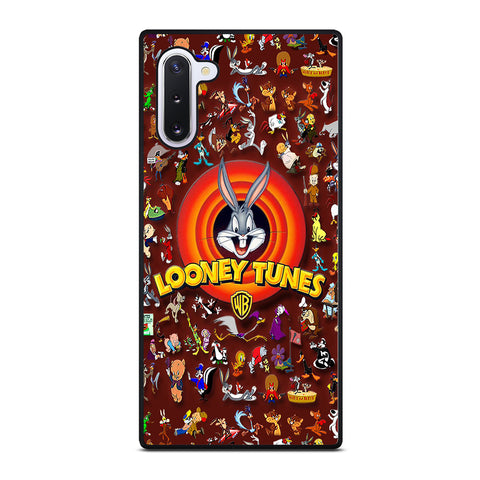 BUGS BUNNY AND FRIENDS LOONEY TUNES Samsung Galaxy Note 10 Case