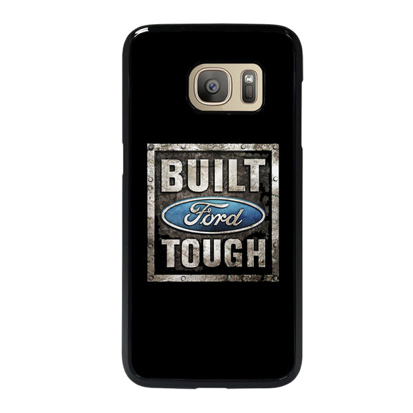 BUILT FORD TOUGH GRAPHIC Samsung Galaxy S7 Case