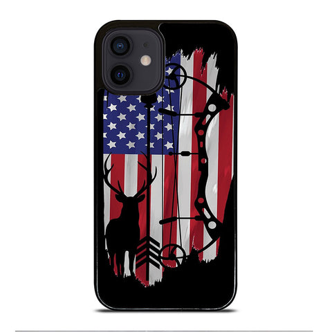 Bow hunting usa iPhone 12 Mini Case