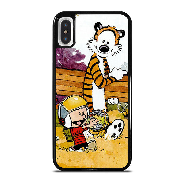 CALVIN AND HOBBES #1 iPhone X / XS Case