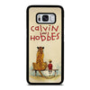 CALVIN AND HOBBES #5 Samsung Galaxy S8 Case