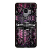 CAMO CHEVY DARK Samsung Galaxy S9 Case