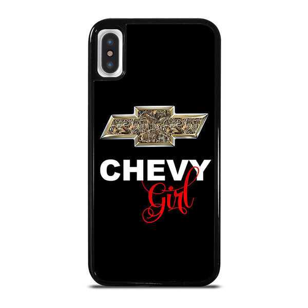 CAMO CHEVY GIRL #2 iPhone X / XS Case