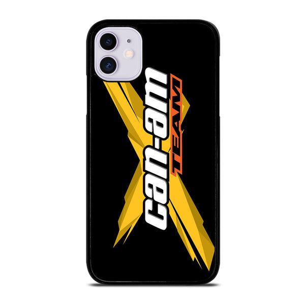 CAN AM X TEAM iPhone 11 Case