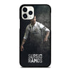 CAPTAIN REAL MADRID SERGIO RAMOS #1 iPhone 11 Pro Case