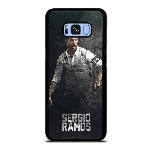 CAPTAIN REAL MADRID SERGIO RAMOS #1 Samsung Galaxy S8 Plus Case