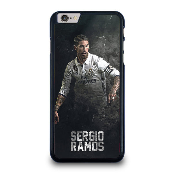 CAPTAIN REAL MADRID SERGIO RAMOS #1 iPhone 6 / 6S Plus Case