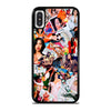 CARDI B COLLAGE iPhone X / XS Case