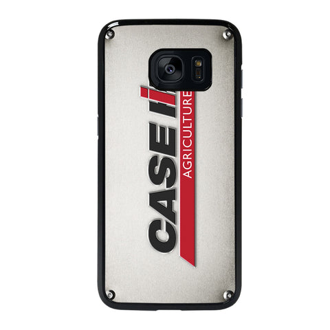 CASE IH LOGO PLATE Samsung galaxy s7 edge Case