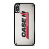 CASE IH LOGO PLATE iPhone X / XS Case