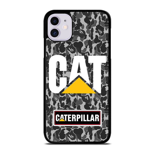 CATERPILLAR BAPE iPhone 11 Case