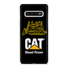 CATERPILLAR TRACKTOR #1 Samsung Galaxy S10 Case