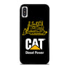 CATERPILLAR TRACKTOR #1 iPhone X / XS Case