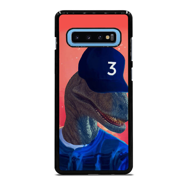CHANCE THE RAPTOR RAPPER Samsung Galaxy S10 Plus Case