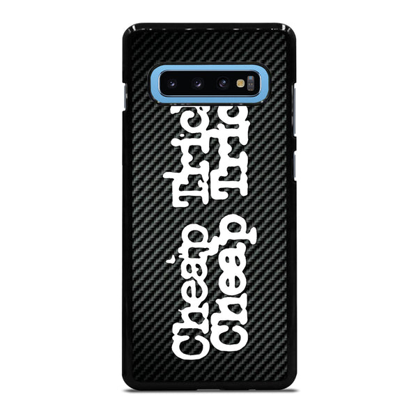 CHEAP TRICK BAND LOGO Samsung Galaxy S10 Plus Case