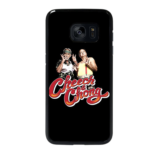 CHEECH AND CHONG MARIJUANA WEED 1 Samsung galaxy s7 edge Case