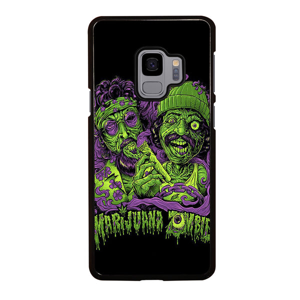CHEECH AND CHONG MARIJUANA WEED Samsung Galaxy S9 Case